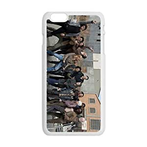 Happy walking dead cuarta temporada Phone Case for Iphone 6 Plus
