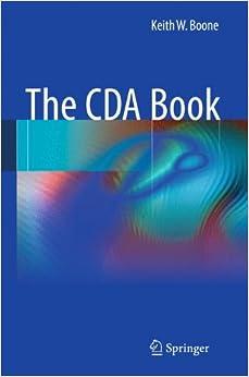 The CDA TM book