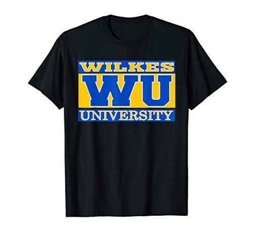 Wilkes 1933 University Apparel - T shirt (Apparel University Wilkes)