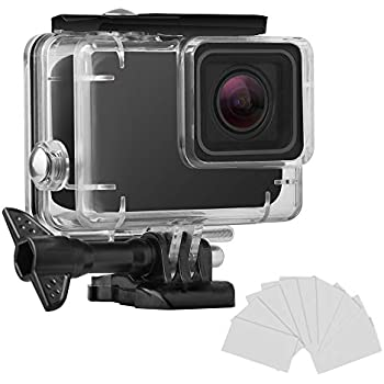 Amazon.com : FINEST+ Waterproof Housing Shell for GoPro Hero ...
