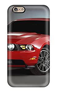 Iphone 6 Hybrid Tpu Case Cover Silicon Bumper Muscle Car