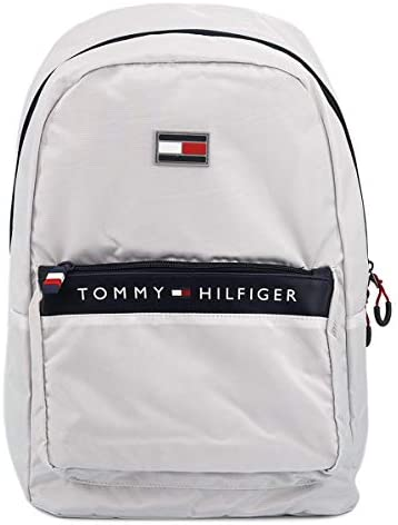 [トミー ヒルフィガー]TOMMY HILFIGER バックパック TC980RD9 TH-823 RADAR 男女兼用 WHITE [並行輸入品]