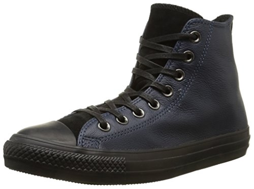 Hi Unisex Black Adulto Suede Star Converse Dark Navy Sneaker Leather P4FC1xfqw
