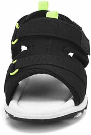 wwffoo Shoes,Toddler Kids Baby Girls Boys Mesh Led Light Luminous Soft Sole Sport Sneaker Shoes