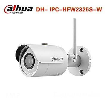 Amazon.com: Dahua 3 MP cámara de bala ipc-hfw2325s-w 2,8 mm ...