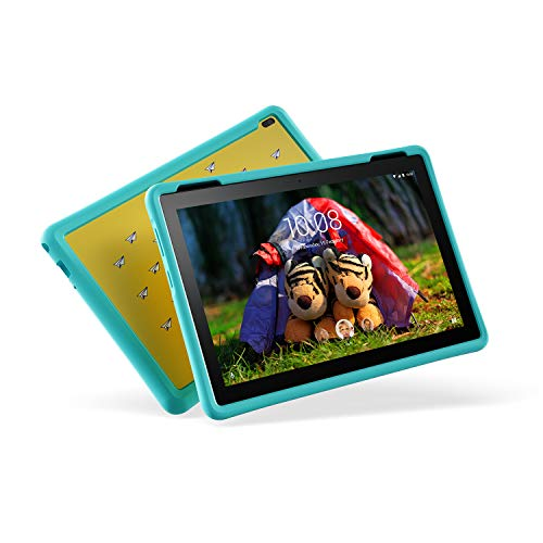 "Lenovo Tab 4, 10.1"" Android Tablet, Quad-Core Processor, 1.4GHz, 16GB Storage, Slate Black, ZA2J0007US"