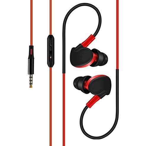 Shot Case 287723 - Auriculares Deporte para Nextbit Robin Rojo ...