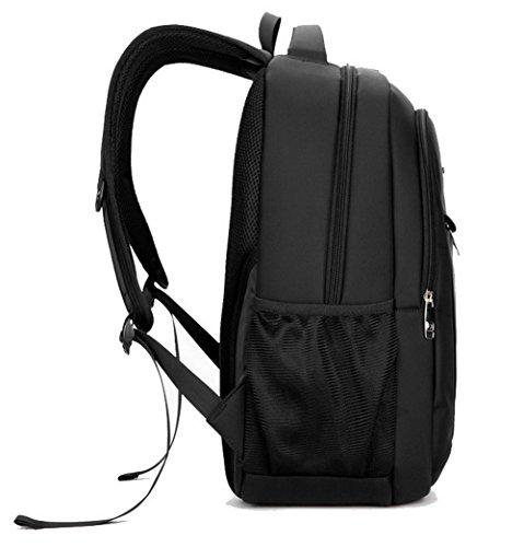 École CCAFBP181618 extérieures Activités Sacs Noir à bandoulière VogueZone009 Femme Noir Zippers gqHPTxn