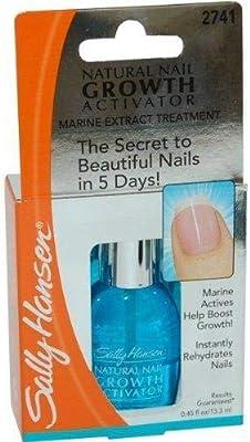 Sally Hansen Natural nail growth activator, 13ml: Amazon.com