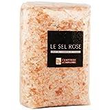 Sel Rose cristaux - sachet 1 kg