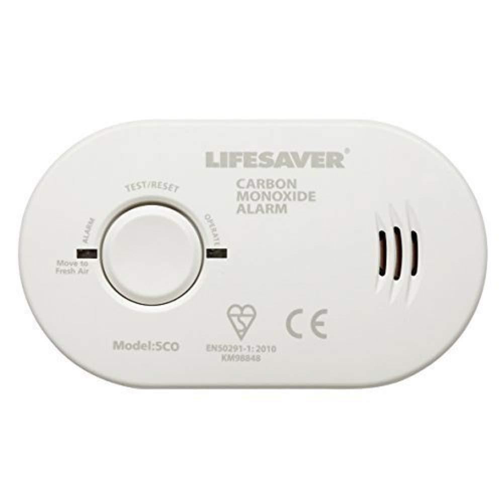 Life saver Kohlenmonoxid Alarm 5CO
