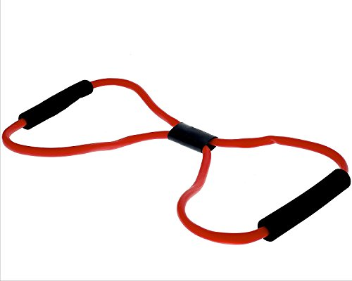 Resistance Exercise Bands With Handles By 3qual - Elastic Ru