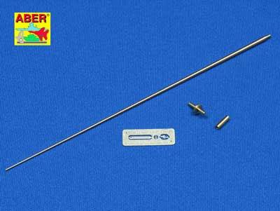 [해외]소용 116 독일 군 대전차 용 2 미터 안테나 황동 사람 그들 프라모델 부품 16032 / Abert 116 German Tank 2-meter Antenna Brass Pull Plastic Model Parts 16032