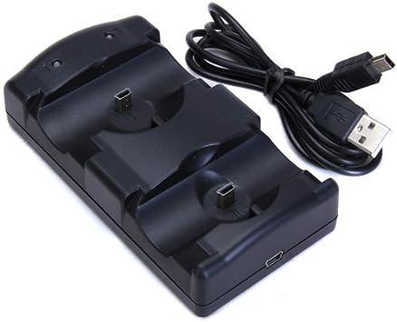 Amazon.com: Dual Charging Dock USB para ps3 Controladores ...