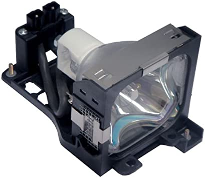 Mitsubishi HC1600 TV Lamp with Housing with 150 Days Warranty