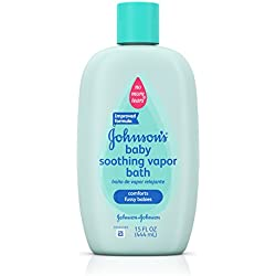 Johnson's Baby Soothing Vapor Bath For Colds