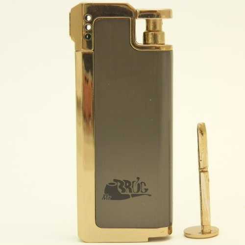 (Mr. Brog Tobacco Pipe Lighter and Czech Tool - All in One)