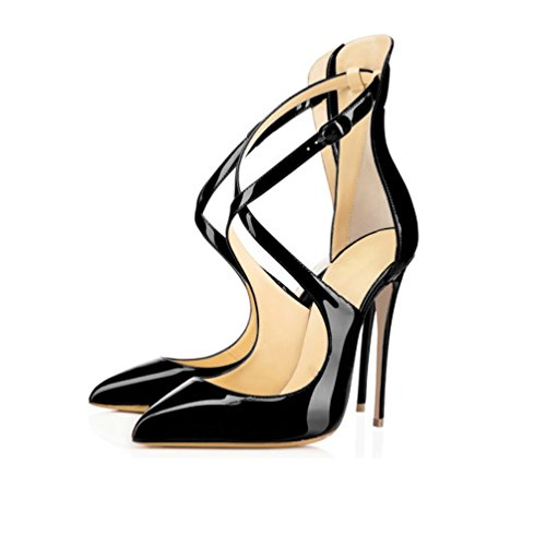 EDEFS - Tira de tobillo Mujer negro