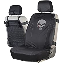 Chris Kyle American Sniper Seat Cover   Low Back   Tactical   Black   Single