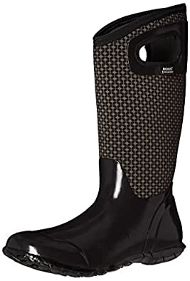 Amazon.com   Bogs Women's North Hampton Cravat Snow Boot