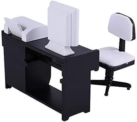 Amazon.es: Drfeify Impresora de Escritorio y Silla de Computadora ...
