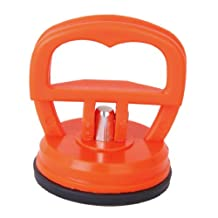 Red Suction Cup Sucker Pad Dent Puller Remover Glass Carrying Handle Lifter 2.28inch
