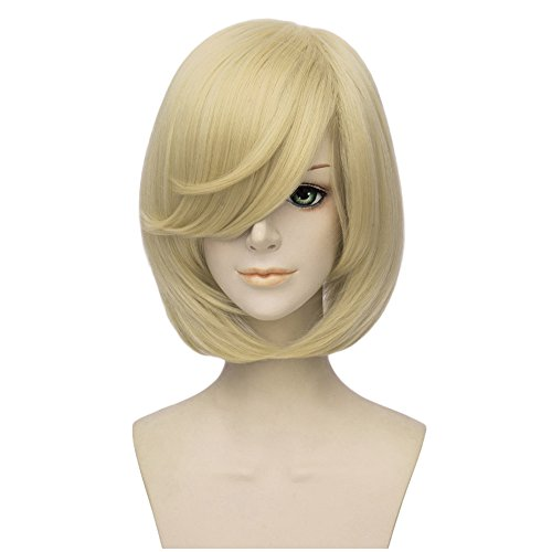 Flovex Straight Blonde Cosplay Costume product image