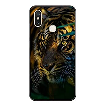 Amazon.com: Half-Wrapped Case - Glass Case On for Xiaomi ...
