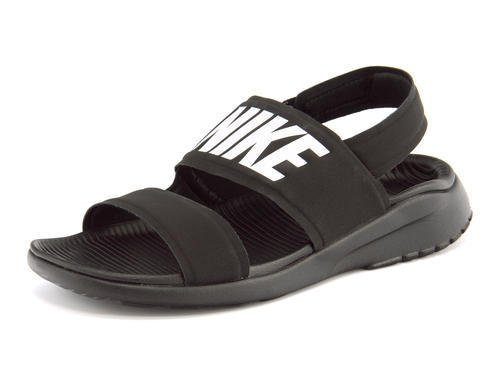 super popular 267c0 cacd6 Galleon - Nike Women s Tanjun Sandals, Black White-Black 9