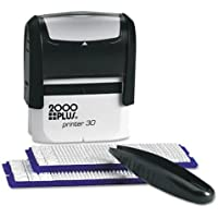 Cosco 2000Plus Self-Inking Print Kit with Microban Protection