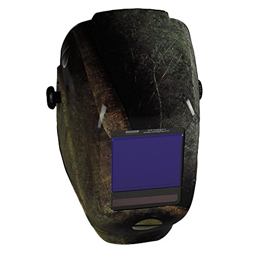 Jackson Safety TrueSight II Digital Auto Darkening Welding Helmet with Balder Technology (46120), HLX, ADF, Metal Graphi by Jackson Safety