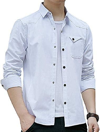 シャツ メンズ 長袖 春 シャツジャケット