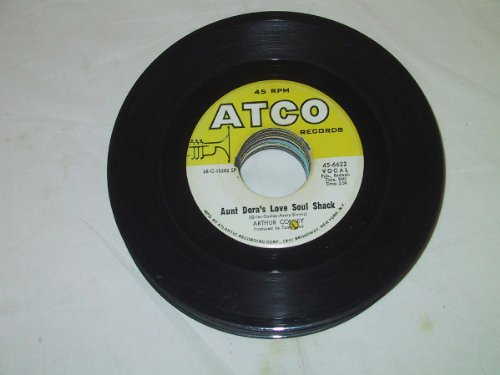 Aunt Dora's Love Soul Shack + Is That You Love [7-inch 45rpm record]