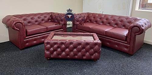 Chesterfield Sofa in Ox B