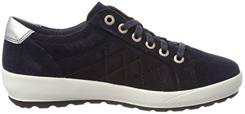 Olbia Damen Legero Blau Oceano Sneaker vZYTw