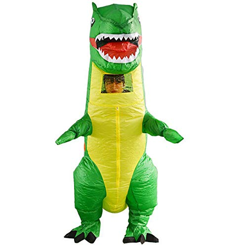 THEE Halloween Inflatable Camel Costumes Suit Cosplay Party