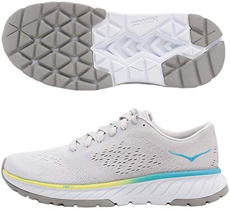 HOKA ONE One CAVU 2 Deportivas Mujeres White/Nimbus Cloud - 36 - Running/Trail: Amazon.es: Zapatos y complementos