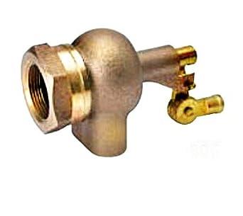 Mueller – Racionalizar 109 – 808 Válvula de flotador de bronce ~ 2 ...