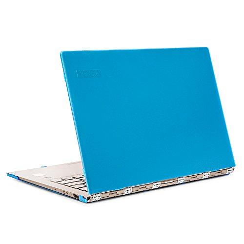mCover Hard Shell Case for 13.9 Lenovo Yoga 920 (NOT Fitting Yoga 900/910) multimode Laptop Computer (Aqua)