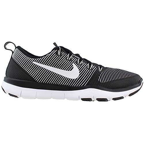 Black Shoes White Train White Fitness Men's Versatility Nike Free YzX4P
