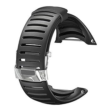 SUUNTO Core Light Black Strap Correa para Relojes, Unisex, Negro, Talla Única: Amazon.es: Deportes y aire libre