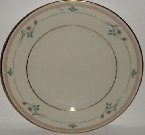 (Lenox Rose Manor - Pink Salad Plate )