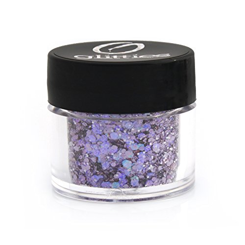 Sugar Plum – Holographic & Matte Chunky Glitter ✶ COSMETIC GRADE ✶ Festival Body Glitter, Makeup, Face, Hair, Lips, Nails