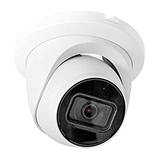 8MP Outdoor POE IP Dome Security Camera IPC-HDW2831TM-AS-S2 2.8mm 4K Lite IR Fixed-Focal Eyeball Network Camera with SD Card Slot, Built-in MIC, 98ft IR Distance