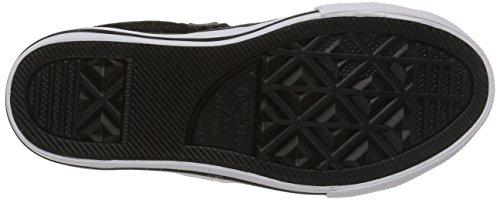 Converse Sp 3v Ox, Unisex-Kinder Sneakers Blau (noir/gris)