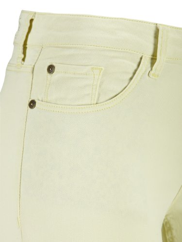 Yellow Donna gelb Giallo Fit Pale Jeans slim His 2005; Skinny xwqTzUR