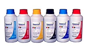 Tinta para compatible Epson t0791 t0792 t0793 t0794 t0795 t0796 pack 6x500ml