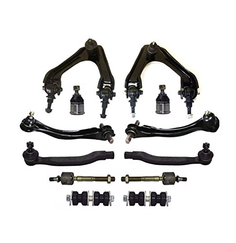 - PartsW 12 Pc Complete Suspension Kit for Acura CL 1997-1999 Honda Accord 1994-1997 Inner & Outer Tie Rod Ends Lower Ball Joints Front & Rear Upper Control Arms and Ball Joints Sway Bar End Links
