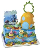Spongebob Squarepants Luau Cake Decorating Topper