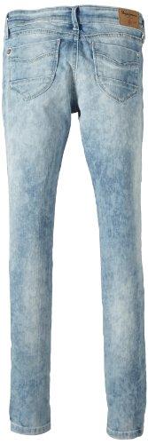 Jeans Pixlette 9oz Super Pepe Sky Denim Illuminated para Niñas R30 Azul Jeans 1dnSx